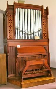 Hook & Hastings organ at Good Shepherd Church